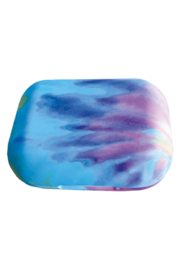 Isceam Tie Dye Compact Ear Buds - Side cropped
