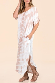 Elan Tie Dye Coverup - Front cropped