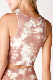 Nikibiki  Tie dye Crop Top - Product Mini Image