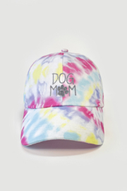 david and young Tie Dye Dog Mom Cap - Product Mini Image
