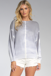 Elan  Tie Dye Dolman Sweater - Product Mini Image