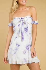 Wild Honey Tie Dye Dress - Product Mini Image