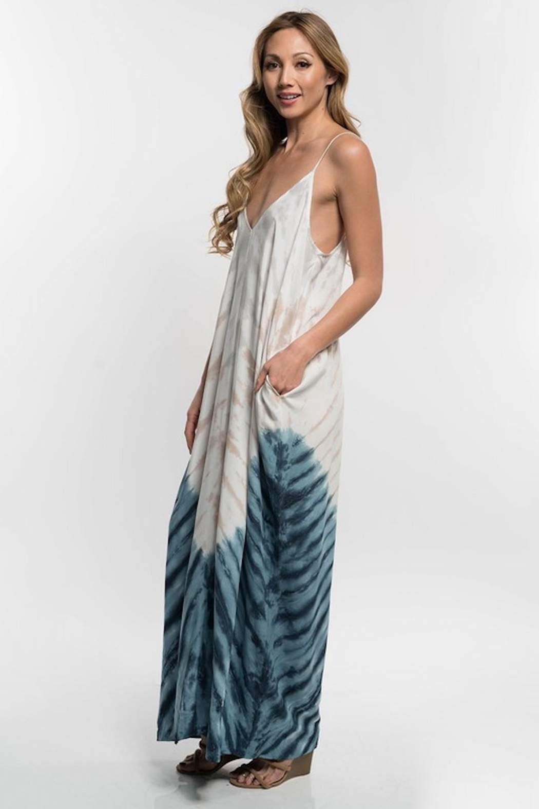 Lovestitch Tie-Dye For Maxi - Front Full Image