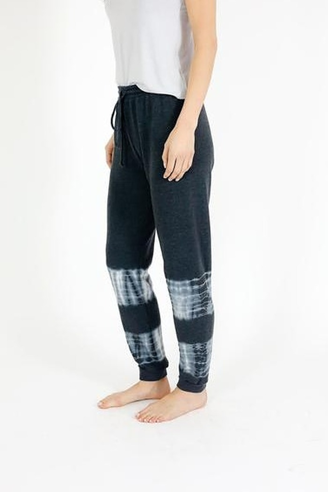 Six Fifty Tie Dye French Terry Joggers - Front Full Image