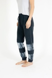 Six Fifty Tie Dye French Terry Joggers - Front full body