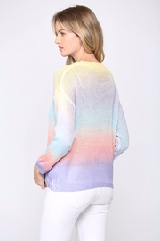 Fate  Tie-Dye Gradient Sweater - Side cropped