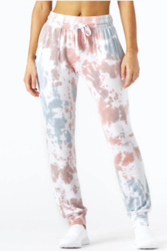 Glyder Tie Dye Halfway Jogger - Product List Image