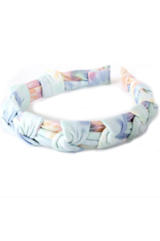 Judson & Co. Tie Dye Headband - Product Mini Image