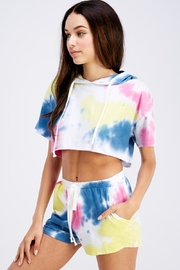 Better Be Tie Dye Hoodie - Product Mini Image