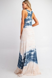 143 Story Tie Dye Jersey Maxi Dress - Side cropped