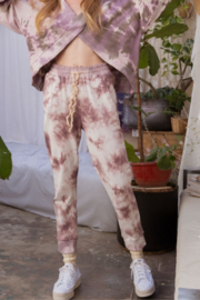 POL  Tie Dye Jogger - Front cropped