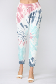 Fate  Tie Dye Jogger Pants - Product Mini Image