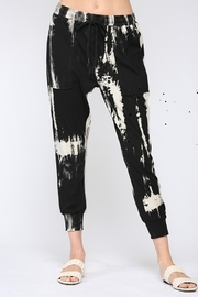 Fate Inc. Tie Dye Jogger Pants - Product Mini Image