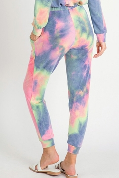 First Love Tie-dye Joggers - Alternate List Image