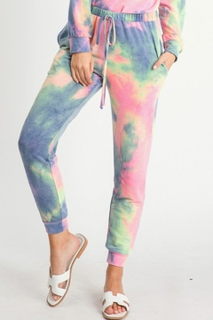 First Love Tie-dye Joggers - Product List Image