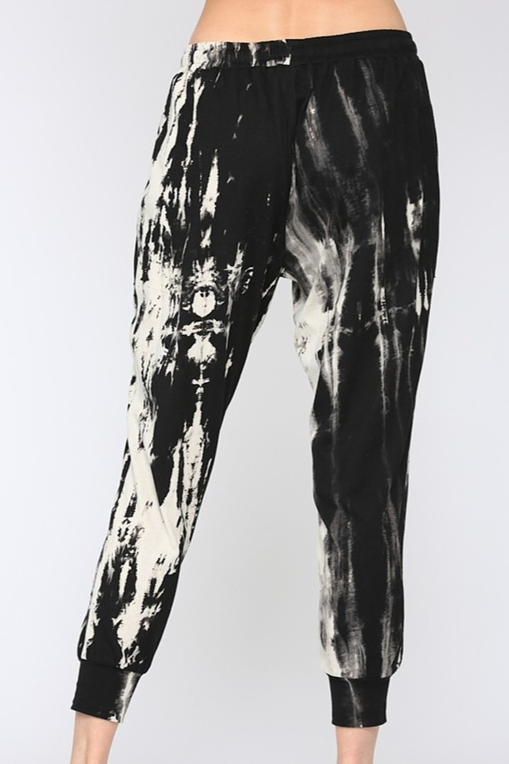 Fate Tie Dye Joggers - Front Full Image
