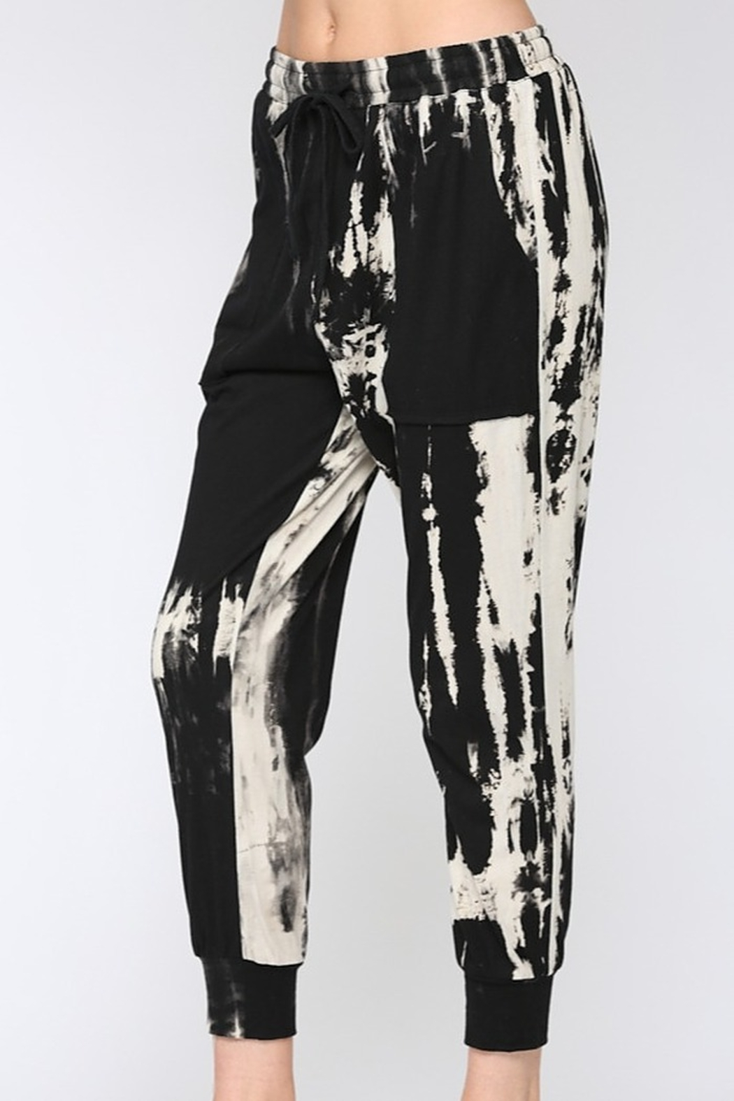 Fate Tie Dye Joggers - Side Cropped Image