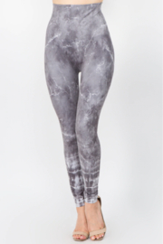 M. Rena  Tie Dye Legging - Front full body