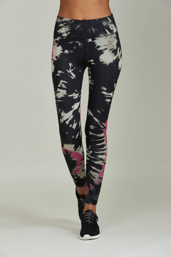 Noli Yoga Tie Dye Legging - Product List Image