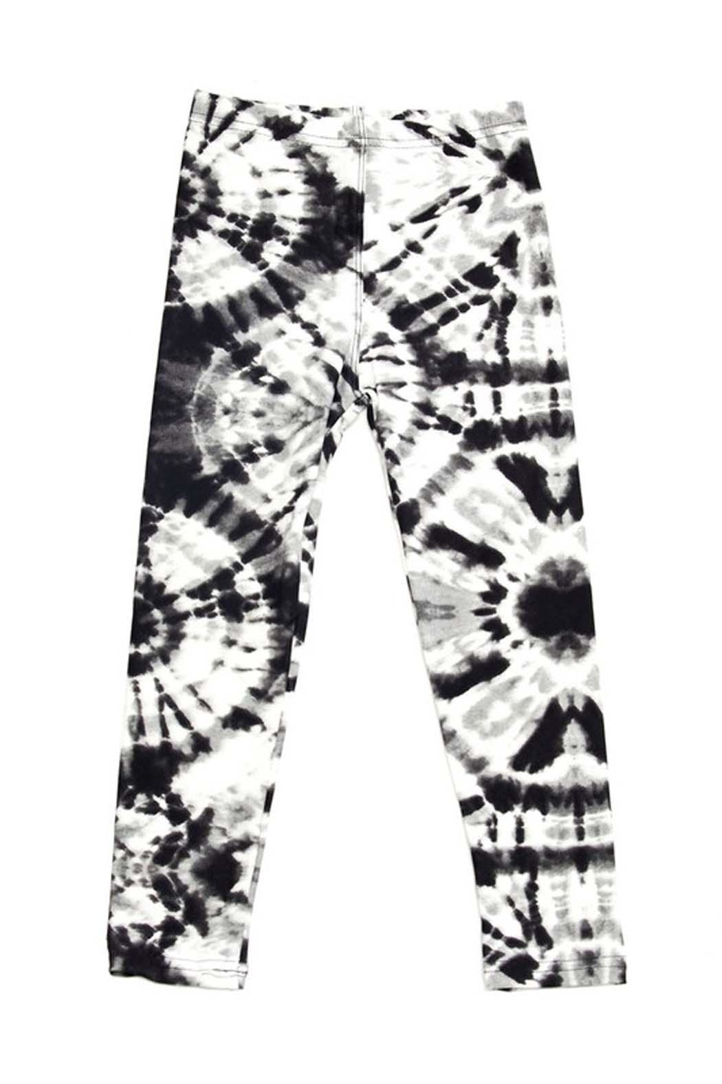 New Mix Tie Dye Legging - Main Image