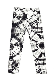 New Mix Tie Dye Legging - Front cropped