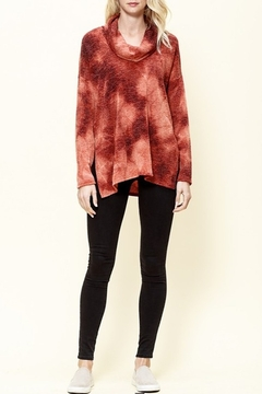 Mittoshop TIE DYE LONG SLEEVE KNIT TOP - Alternate List Image