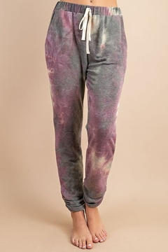 eesome Tie Dye Lounge Joggers - Product List Image