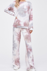 Phil Love Tie Dye Lounge Pant - Front cropped