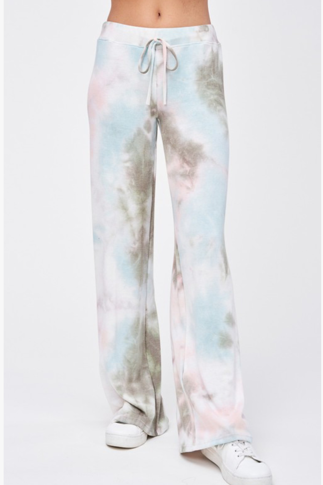 Phil Love Tie Dye Lounge Pant - Front Full Image