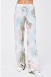 Phil Love Tie Dye Lounge Pant - Front full body