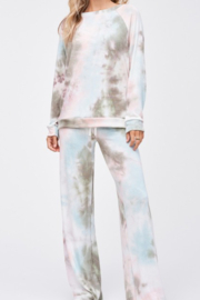 Phil Love Tie Dye Lounge Pant - Product Mini Image
