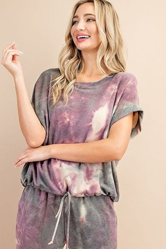 eesome Tie Dye Lounge Top - Product List Image