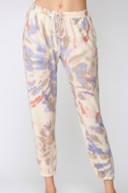 Fate Tie Dye Loungewear Joggers - Product Mini Image