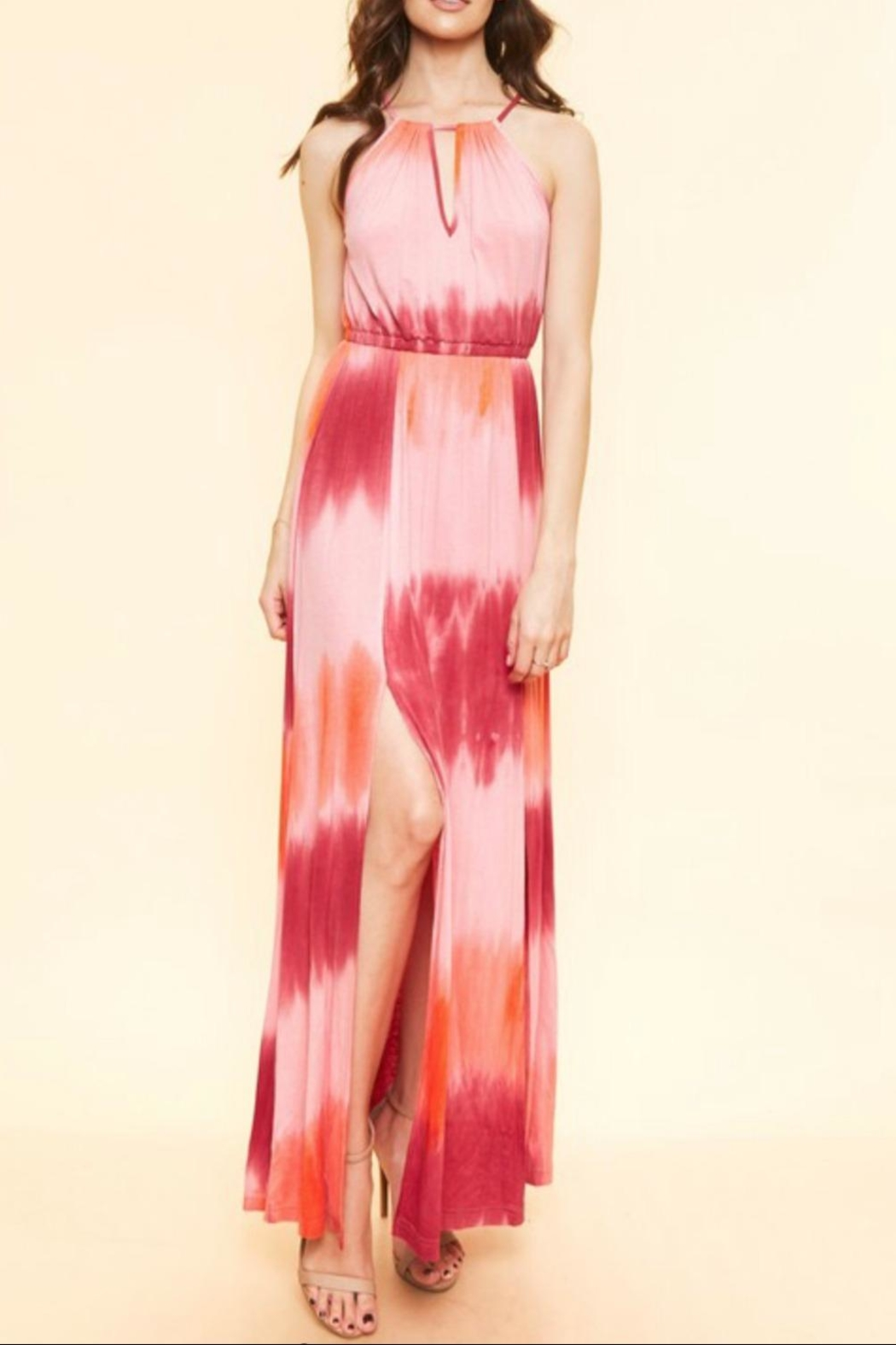 Available Tie Dye Maxi - Main Image