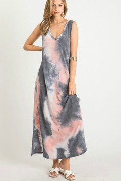 First Love Tie Dye Maxi - Product List Image