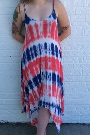 143 Story Tie-Dye Maxi Dress - Product Mini Image