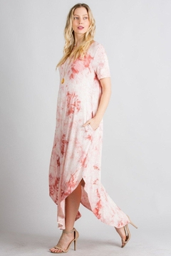 RAE MODE Tie-Dye Maxi Dress - Alternate List Image