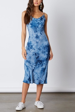 Shoptiques Product: Tie-Dye Midi Dress