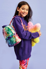 Iscream Tie Dye Mini Backpack - Product Mini Image