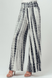 Trend Notes  Tie Dye Palazzo - Front cropped