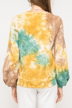 Mystree Tie Dye Pullover - Alternate List Image