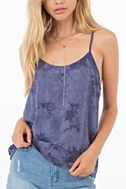 Others Follow  Tie-Dye Racerback Tank - Product Mini Image