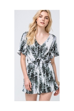 ee:some Tie Dye Romper - Product List Image
