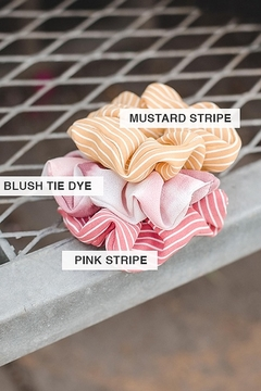 Shoptiques Product: Tie Dye Scrunchie