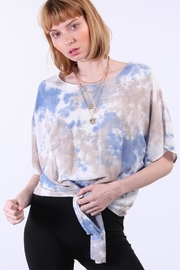 Final Touch Tie Dye Shirt - Front cropped