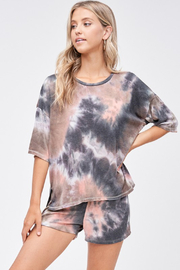 Phil Love Tie Dye Short Set - Front cropped