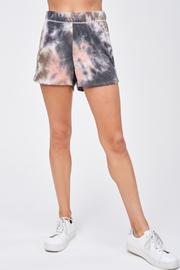 Phil Love Tie Dye Short Set - Back cropped