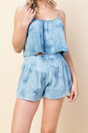 Wild Honey Tie Dye Shorts - Front cropped