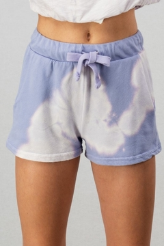 Trend:notes Tie Dye Shorts - Product List Image