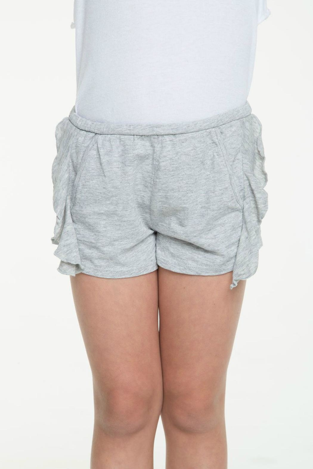 Chaser Tie Dye Shorts - Front Cropped Image